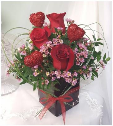 Love's Trio Valentine