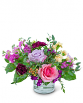 Love Notes Flower Arrangement