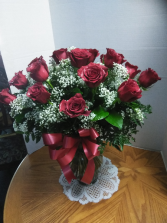 Love of My Life Roses Red (60 cm)