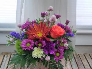 Love of Purples  in Nassawadox, VA | Florist By The Sea