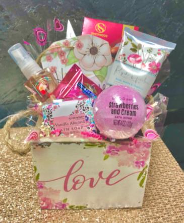 Love Pampered  Box