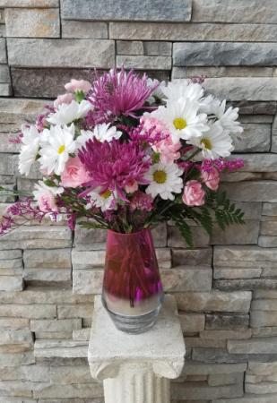 Love Passion designer vase