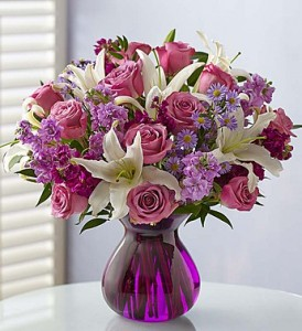 Plum Crazy for You! A Passion for Purple in Gainesville, FL | PRANGE'S FLORIST