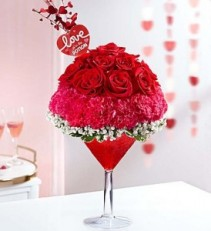 Love Potion  Mixed flowers