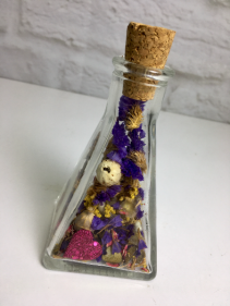 Love Potion Potpourri  Scented Dried Flowers