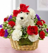 Love Pup FLOWER DOG