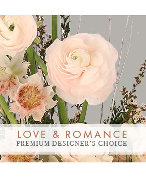 Love & Romance Artistry Premium Designer's Choice in Holmdel, NJ | Enchanted Blossoms NJ