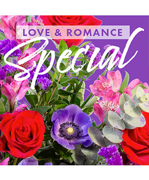 Love & Romance Floral Special Designer's Choice in Corner Brook, NL | The Orchid
