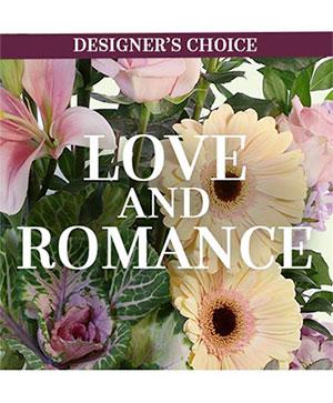 Love & Romance Florals Designer's Choice in Holmdel, NJ | Enchanted Blossoms NJ
