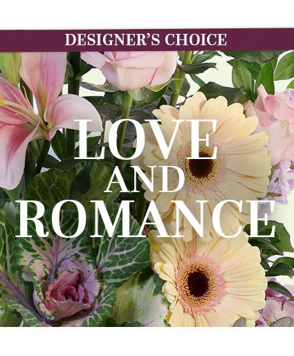 Love & Romance Florals Designer's Choice