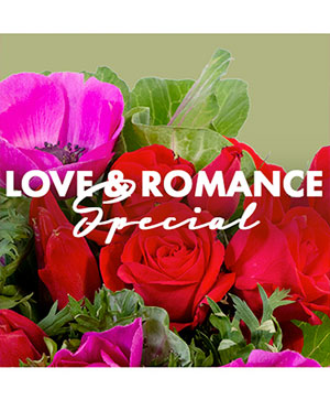 Love & Romance Special Designer's Choice in Hamilton, TX | Hamilton Floral And Gifts