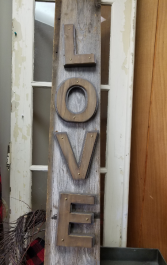 Love Rustic Country! Gift
