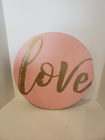 Love sign Giftware