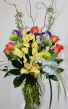 Fall Flower Gala Arrangement