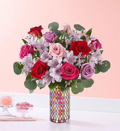 Love Song Bouquet 176329 all-around