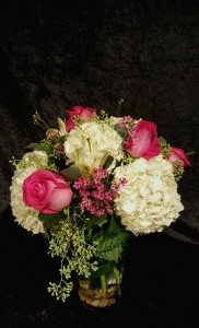 Love Spell Mixed Vased arrangement