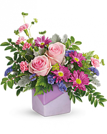 Love Squared Bouquet Fresh Floral Arrangement