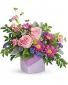 Love Squared Bouquet Fresh Floral Arrangement
