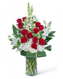 Love Story Flower Arrangement