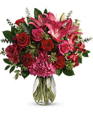 Love Struck Bouquet  in Mcdonough, GA | Parade of Flowers