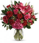 Love Struck Bouquet floral arrangement