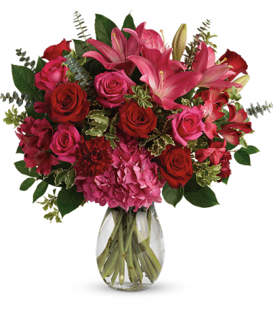 Love Struck Bouquet HLR101B