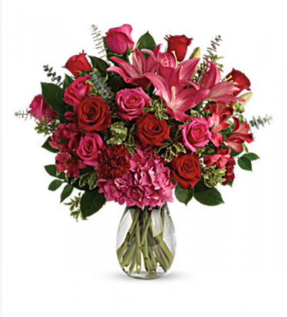 Love Struck Bouquet  Romance and Love