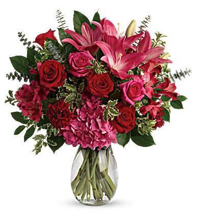 Love Struck Rose Bouquet