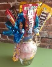 Love Sweet Candy Bouquet