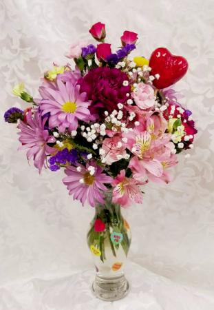 Love Talk Fresh Vase