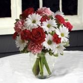 Love U Bunches vase arrangement