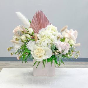 Love ya Babe Vase Arrangement in Middletown, NJ | Fine Flowers