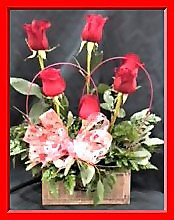 Love Ya More Valentine Special in Wheatland, WY | SIMPLY CREATIVE FLOWERS, FASHION & GIFTS