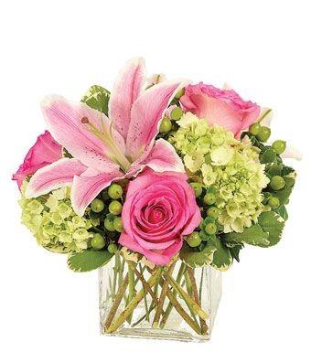 Love you a bunch Fresh flowers