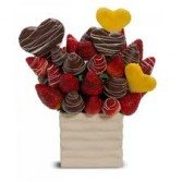 Love You Berry Much Edible Fruit Arrangement