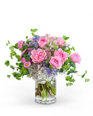 Love You Bunches Flower Arrangement