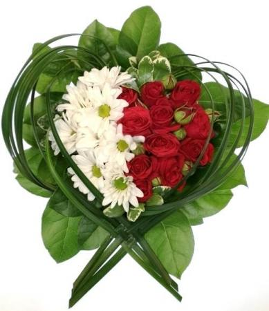 Love you darling Container Arrangement