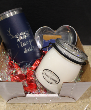 Love You Dearly Gift Basket