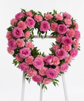 Love You Forever Heart Wreath 18