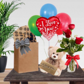 Love You Lots Bundle  in Warsaw, Indiana | Maple Avenue Flowers
