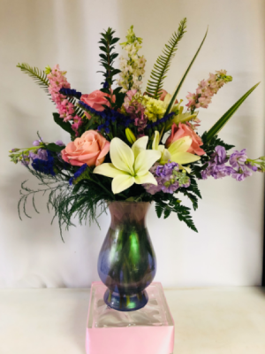 LOVE YOU MOM Flower Bouquet  in Immokalee, FL | B-HIVE FLOWERS & GIFTS