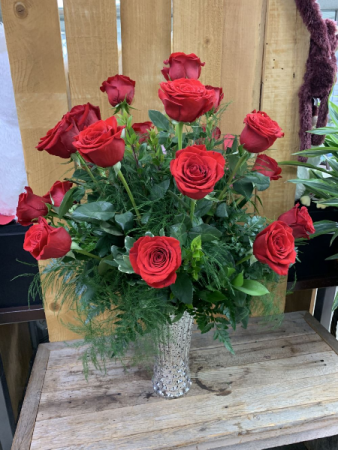 Love You More 18 Roses
