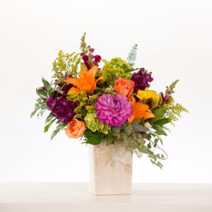 Love you more arrangement in Spruce Grove, AB | TARAH'S GROWER DIRECT