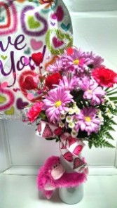 Love You, Silly Valentine fresh