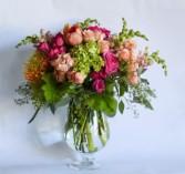 Love you to the Moon Vase arrangement