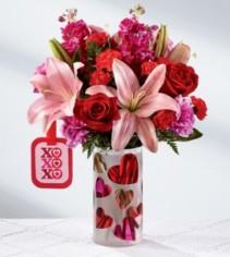 Love You XO Bouquet 17-v6