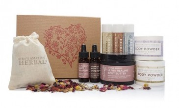 Love Your Skin Gift Box From Ora's Amazing Herbal