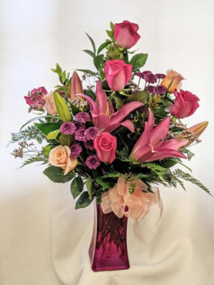 Loved & Admired Mothers Day 2021 in Lewiston, ME | BLAIS FLOWERS & GARDEN CENTER
