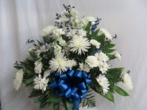 Loved One Fresh Funeral Basket