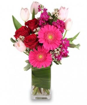 LOVE-FEST Flowers in Riverside, CA | Willow Branch Florist of Riverside